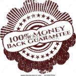Money Back Guarentee